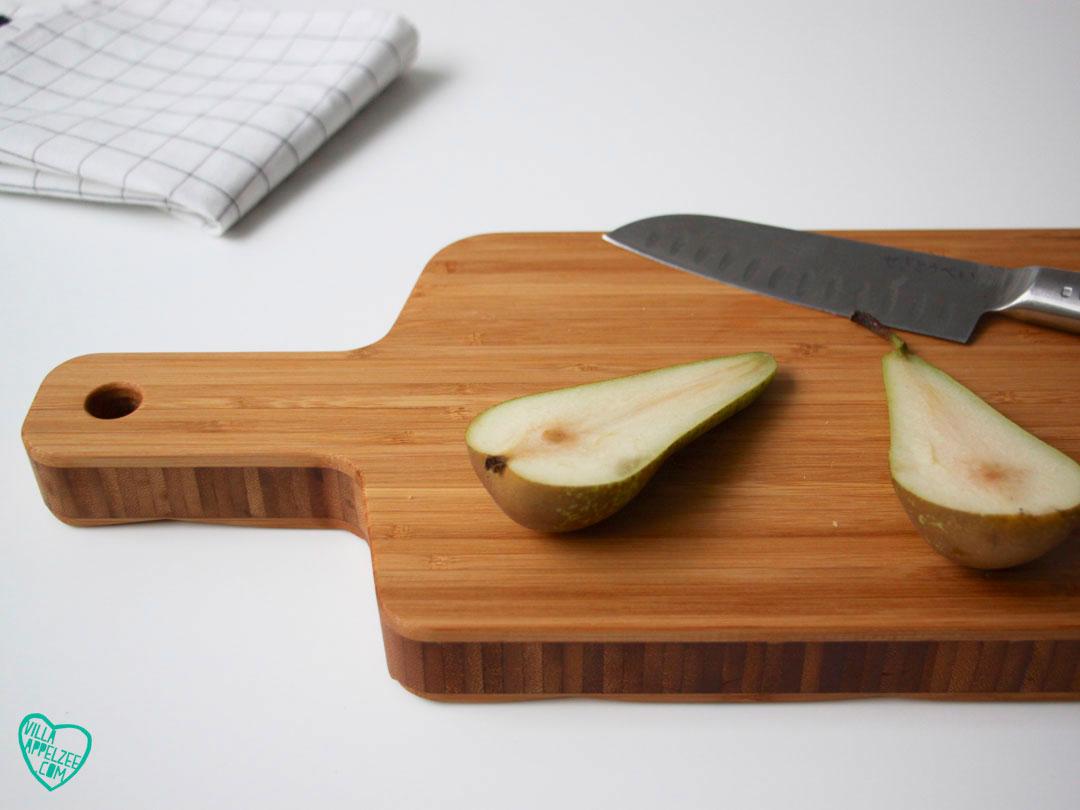 BooDeLuxe, snij- en serveerplank in bamboe van 10voortwaalf